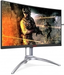 AOC AGON AG273QCX 27 Inch Curved VA LED QHD (2560 x 1440) HDR 400 Freesync 144Hz Gaming monitor with Built-in speakers