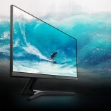 Samsung 24″ FHD Monitor with Bezel-LESS Design – LS24R350FHNXZA